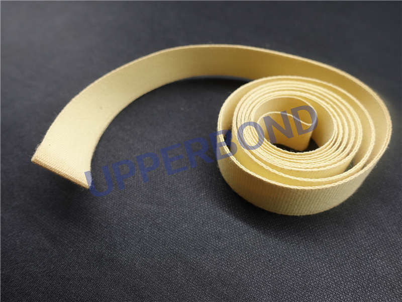 Custom Thickness Garniture Tape High Durability Low Extensibility